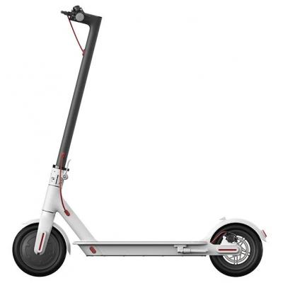 Купить Электросамокат Xiaomi Mi Electric Scooter 1S (CN), Белый