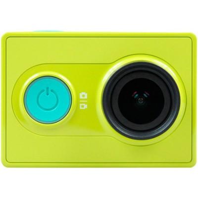 Купить Экшн-камера Xiaomi Yi basic edition (Yi, зеленый)