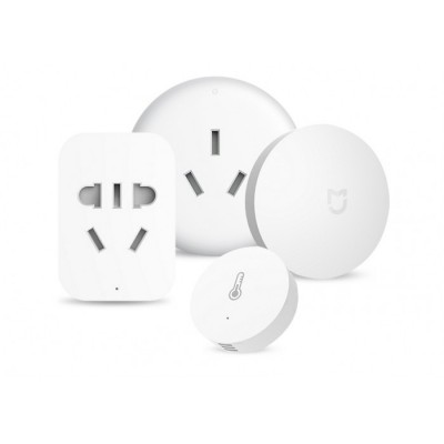 Xiaomi Mi Smart Home temperature control kit комплект умного дома