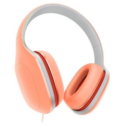 Купить Наушники Xiaomi Mi Headphones Light 1More (персиковый)