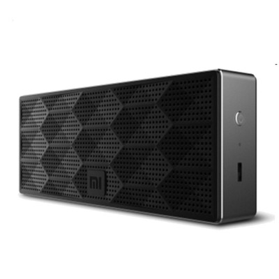 Купить Колонка Xiaomi Square Box Bluetooth Speaker (черный)