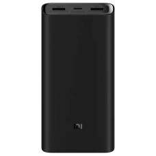 Внешний аккумулятор Xiaomi Mi Power Bank Pro 3 20000 (черный)