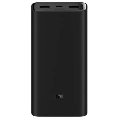 Купить Внешний аккумулятор Xiaomi Mi Power Bank Pro 3 20000 (черный)