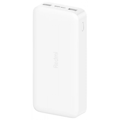 Купить Аккумулятор Xiaomi Redmi Power Bank Fast Charge 20000