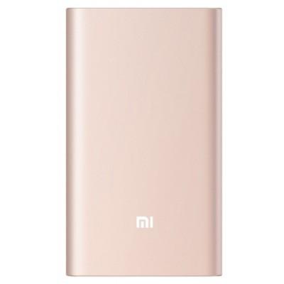Купить Внешний аккумулятор Xiaomi Mi Power Bank Pro 10000 (розовый)