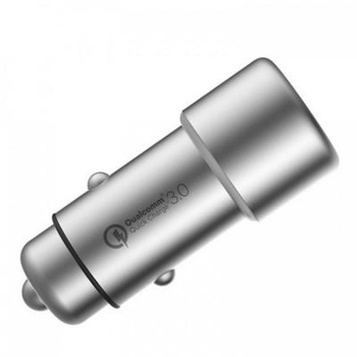 Купить Автомобильное зарядное устройство Xiaomi 12-24 V, QC 3.0, 36 W Type-C