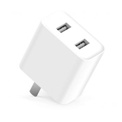 Купить Сетевое зарядное устройство Xiaomi 2 USB