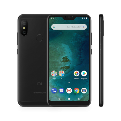 Купить Xiaomi Mi A2 Lite 4/64Gb Black