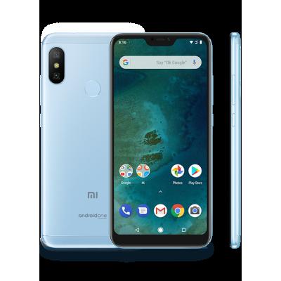 Купить Xiaomi Mi A2 Lite 4/64Gb Blue