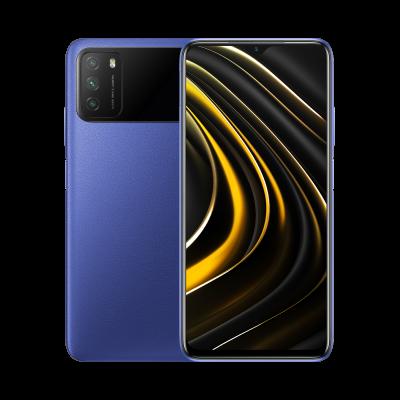 Poco M3 4/128Gb Синий