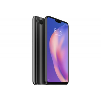 Купить Xiaomi Mi 8 Lite 4/64Gb Black