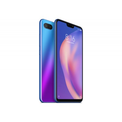Купить Xiaomi Mi 8 Lite 6/128Gb Blue