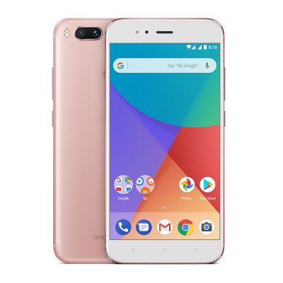 Купить Xiaomi Mi A1 4/64Gb Rose Gold