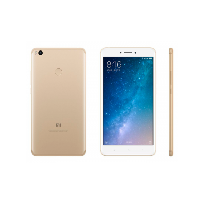 Купить Xiaomi Mi Max 2 4/128Gb Gold