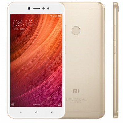 Купить Xiaomi Redmi Note 5A 4/64Gb Gold