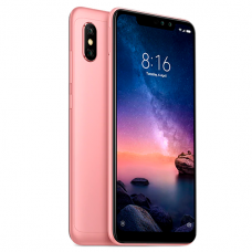 Xiaomi Redmi Note 6 Pro 3/32Gb Розовый