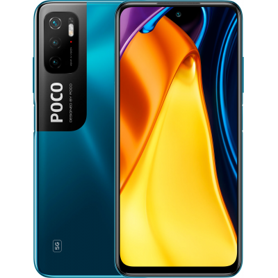 Poco M3 Pro 4/64Gb Синий