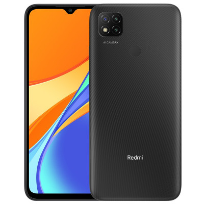 Купить Xiaomi Redmi 9C 3/64Gb Чёрный