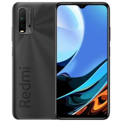 Купить Xiaomi Redmi 9T 4/64Gb Чёрный