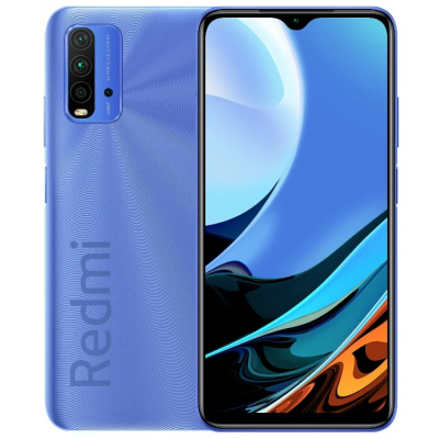 Купить Xiaomi Redmi 9T 4/64Gb Синий