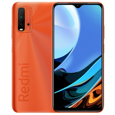 Купить Xiaomi Redmi 9T 4/64Gb Оранжевый