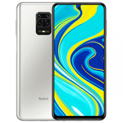 Xiaomi Redmi Note 9S 6/128Gb Белый