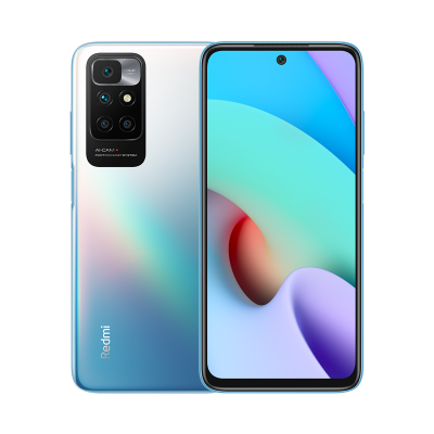 Купить Xiaomi Redmi 10 4/128Gb Синий