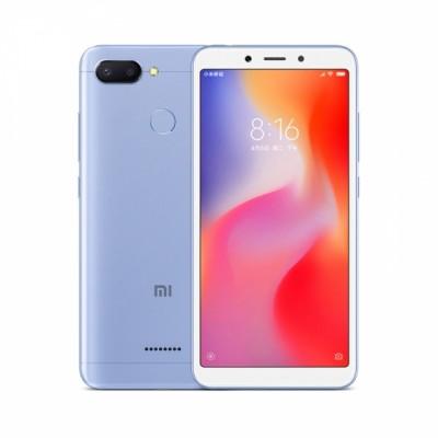 Купить Xiaomi Redmi 6 3/32Gb Голубой