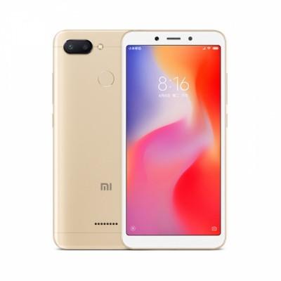 Купить Xiaomi Redmi 6 3/32Gb Золотой