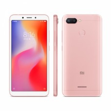 Xiaomi Redmi 6 3/32Gb Розовый