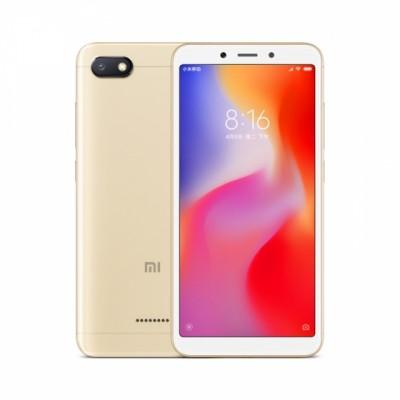 Купить Xiaomi Redmi 6A 2/32Gb Золотой
