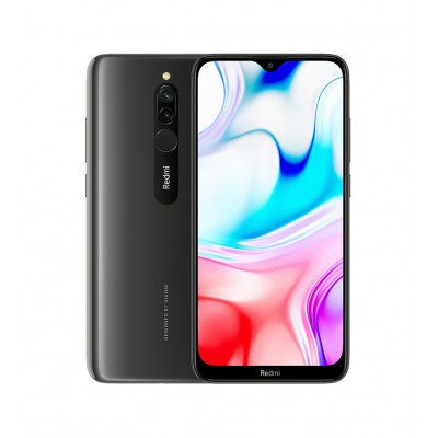 Купить Xiaomi Redmi 8 3/32Gb Чёрный