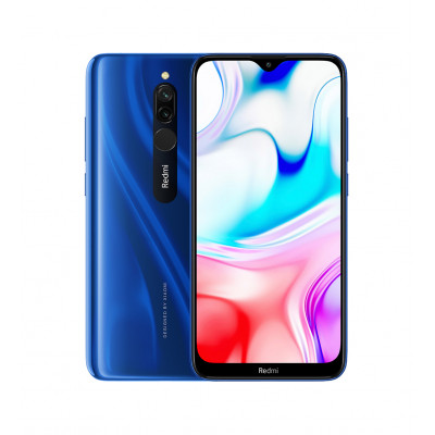 Купить Xiaomi Redmi 8 3/32Gb Синий